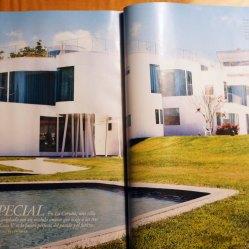 Mobiliario para Casa V (Revista AD)