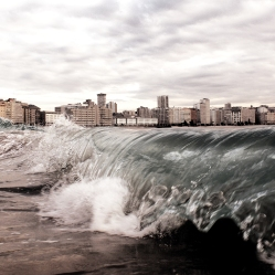 A Coruña, ciudad de cristal