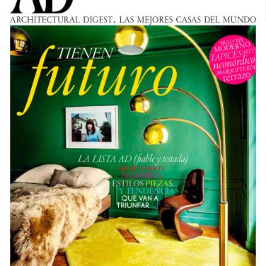 Publicación en Revista AD. Nov 2014