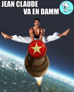 Jean Claude Van Dahm